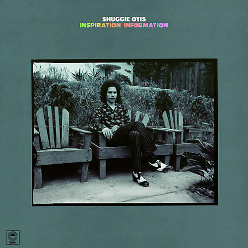 Alliance Shuggie Otis - Insipriation Information