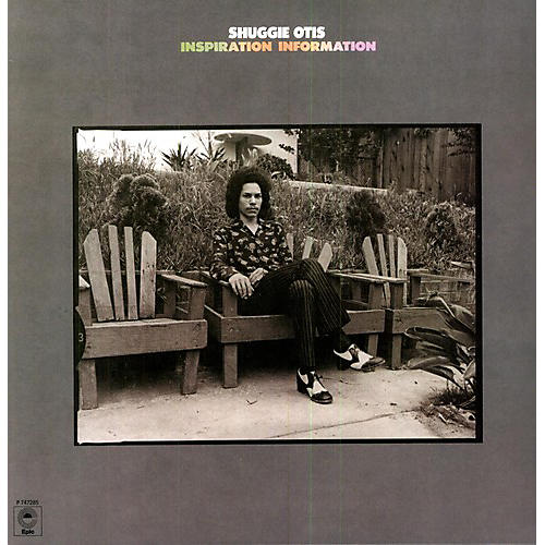 Alliance Shuggie Otis - Inspiration Information