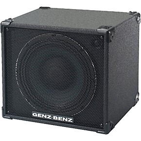 genz benz shuttle 1x10 bass speaker cabinet musician 39 s friend. Black Bedroom Furniture Sets. Home Design Ideas
