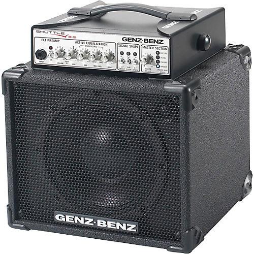 Genz Benz Shuttle 3.0-8T 300 Watt Lightweight Bass 1x8 Combo