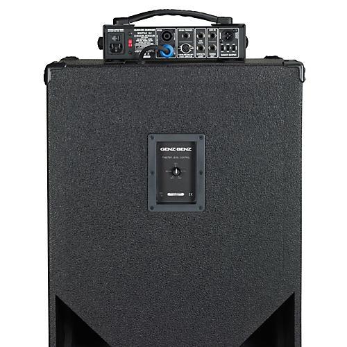 Genz Benz Shuttle 6.2-210T 600W 2x10 Bass Combo Amp