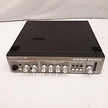 Genz Benz Shuttle 6.2 Bass Amp Head