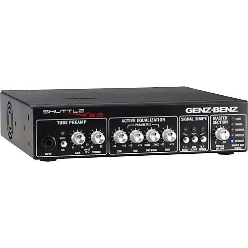 Shuttle 9.0 900W Lightweight Bass Amp Head