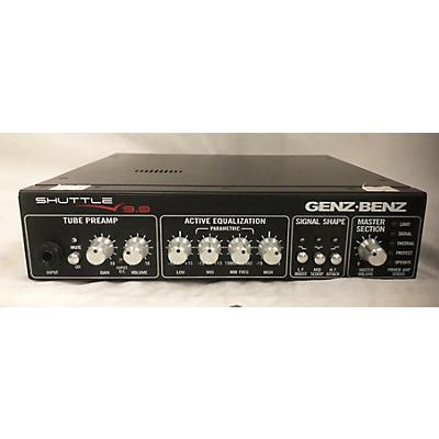 Genz Benz Shuttle 9.0 Bass Amp Head