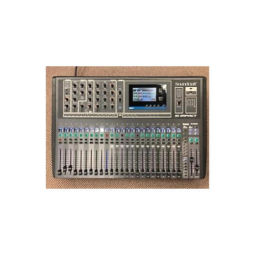 Si Impact 32 Digital Mixer