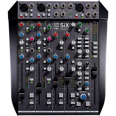 Solid State Logic SiX Professional Desktop Summing Mixer