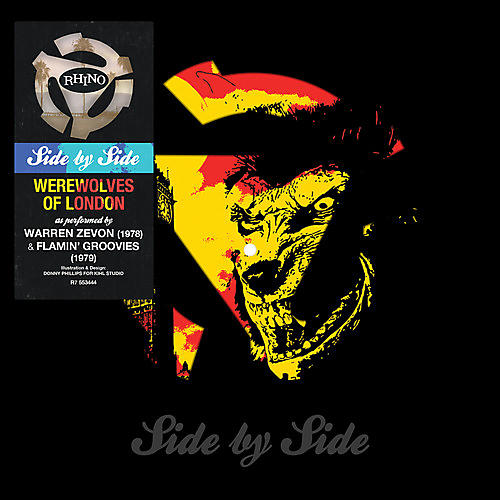 Alliance Side By Side: Werewolves of London (Picture Disc)