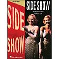Hal Leonard Side Show Vocal Selections arranged for piano, vocal, and guitar (P/V/G) thumbnail