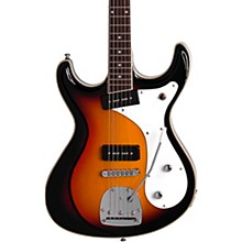 Eastwood Sidejack Baritone DLX Electric Guitar