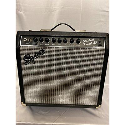 Squier Sidekick Reverb 25 Guitar Combo Amp