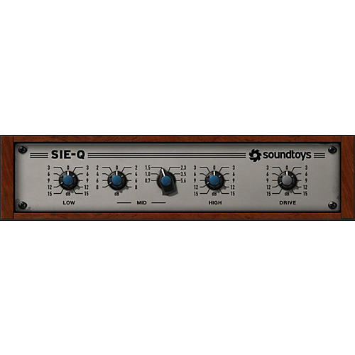 Soundtoys Sie-Q 5 Equalizer Plug-in