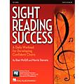 Hal Leonard Sight-Reading Success (A Daily Workout for Developing Confident Choirs) SATB thumbnail