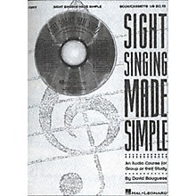 Hal Leonard Sight Singing CD Made Simple