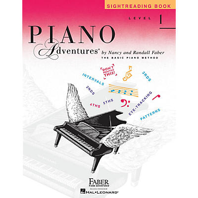 Faber Piano Adventures Sightreading Book Level 1