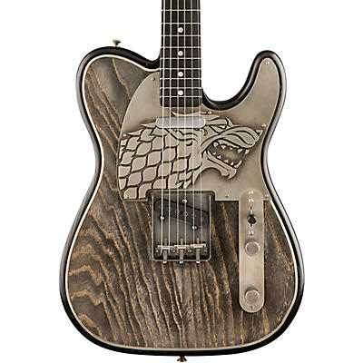 Fender Custom Shop Sigil Collection Game of Thrones House Stark Telecaster