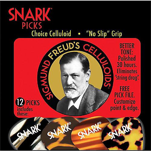 Snark Sigmund Freud Celluloid Guitar Picks