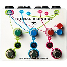 Open BoxOld Blood Noise Endeavors Signal Blender Switching Effects Pedal
