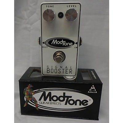 Modtone Signal Booster Effect Pedal
