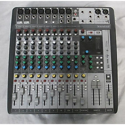 Soundcraft Signature 12MTK Unpowered Mixer
