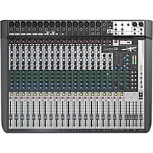 Open Box Soundcraft Signature 22MTK 22-Channel Multi-Track Mixer