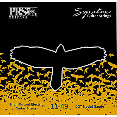 PRS Signature Electric Guitar Strings, David Grissom (.011-.049)