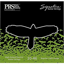 PRS Signature Electric Guitar Strings, Light (.010-.046)