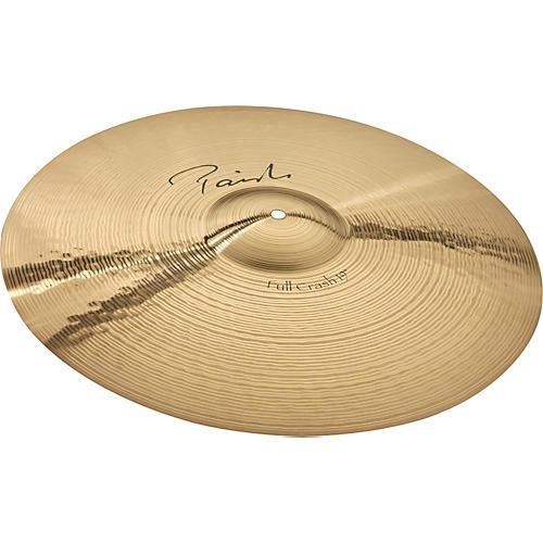 paiste signature full crash cymbal 19 in musician 39 s friend. Black Bedroom Furniture Sets. Home Design Ideas