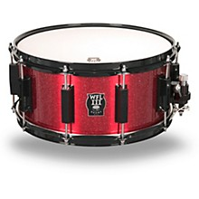 WFL Signature Metal Snare Drum with Black Hardware