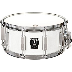wfliii drums signature metal snare drum with chrome hardware musician 39 s friend. Black Bedroom Furniture Sets. Home Design Ideas