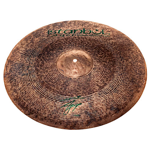 Istanbul Agop Signature Ride Cymbal Condition 1 - Mint 22 in.