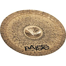 Open Box Paiste Signature Series Dark Energy MKII Ride Cymbal