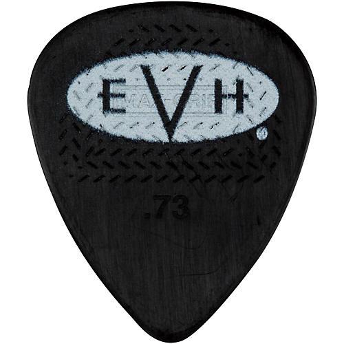EVH Signature Series Picks (6 Pack) 0.73 mm Black/White