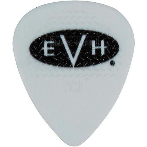 EVH Signature Series Picks (6 Pack) 0.73 mm White/Black