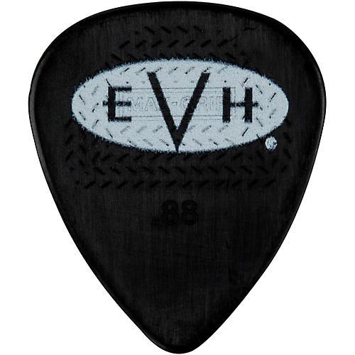 EVH Signature Series Picks (6 Pack) 0.88 mm Black/White