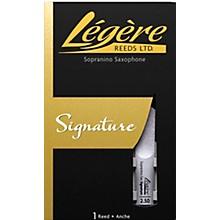 Legere Reeds Signature Series Sopranino Saxophone Reed
