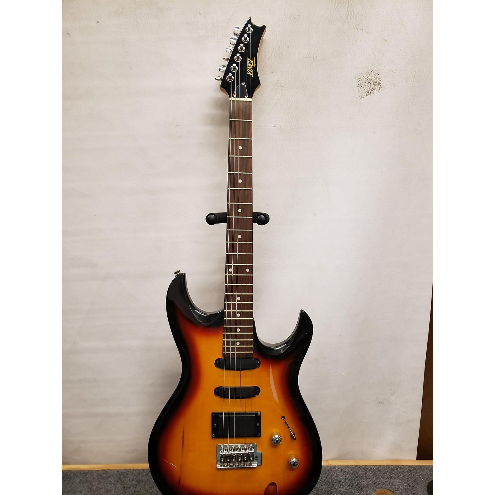 Vinci Signature Solid Body Electric Guitar