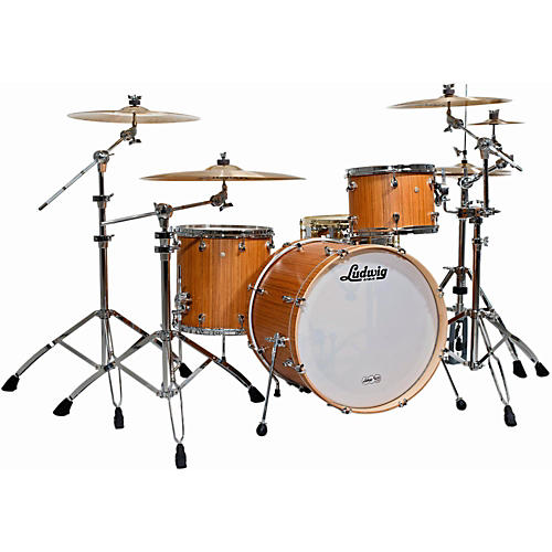Ludwig Signet 105 Gigabeat 3-Piece Shell Pack
