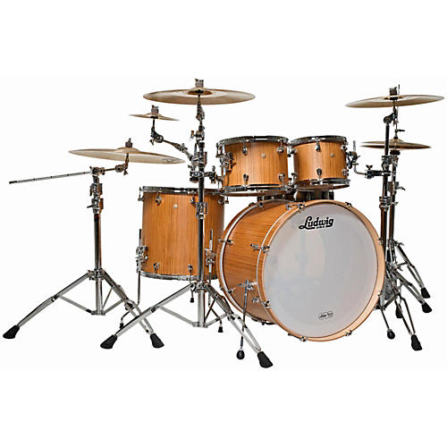 Ludwig Signet 105 Terabeat 4-Piece Shell Pack