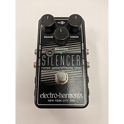 Electro-Harmonix Silencer Noise Gate Effect Pedal