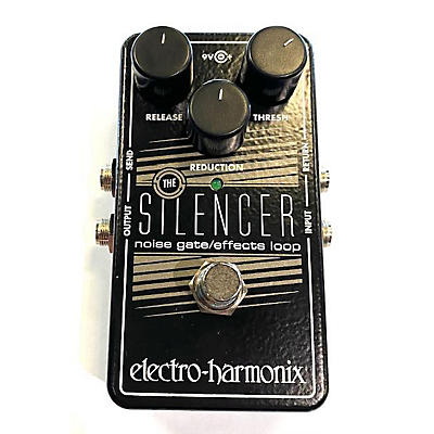 Electro-Harmonix Silencer Noise Gate Effect Pedal