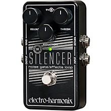 Open BoxElectro-Harmonix Silencer Noise Gate Guitar Effects Pedal