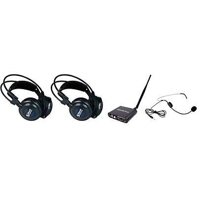 Vocopro SilentSymphony-Duo-Talk, Receiver Stereo Wireless Listening System