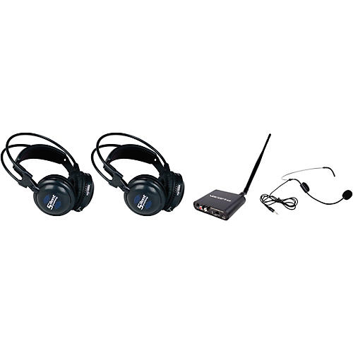 VocoPro SilentSymphony-Duo-Talk, Receiver Stereo Wireless Listening System
