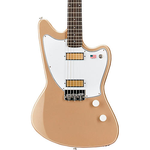 Harmony Silhouette Electric Guitar Champagne