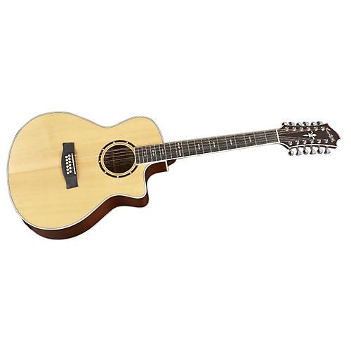 Hagstrom Siljian Grand Auditorium 12-String Acoustic-Electric Guitar
