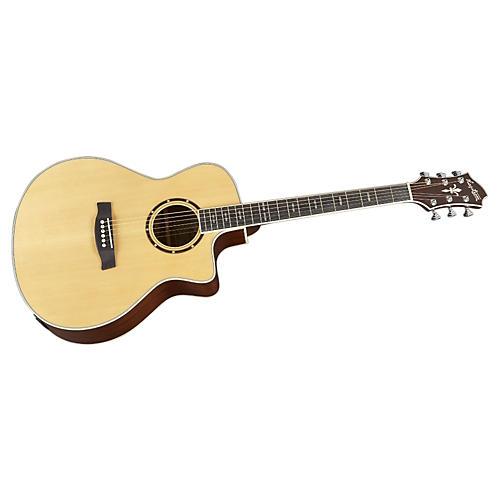 Hagstrom Siljian Grand Auditorium Acoustc-Electric Guitar