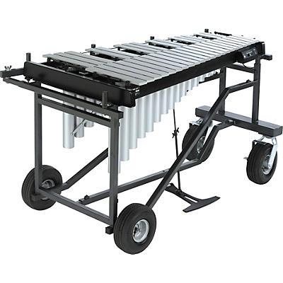 Yamaha Silver Bar Vibraphone w/Tough Terrain Frame