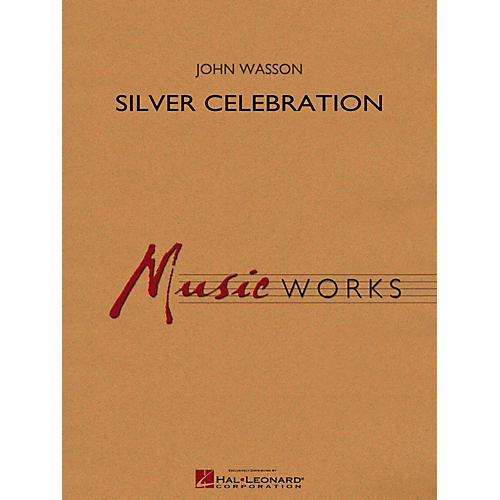 Hal Leonard Silver Celebration Concert Band Level 4