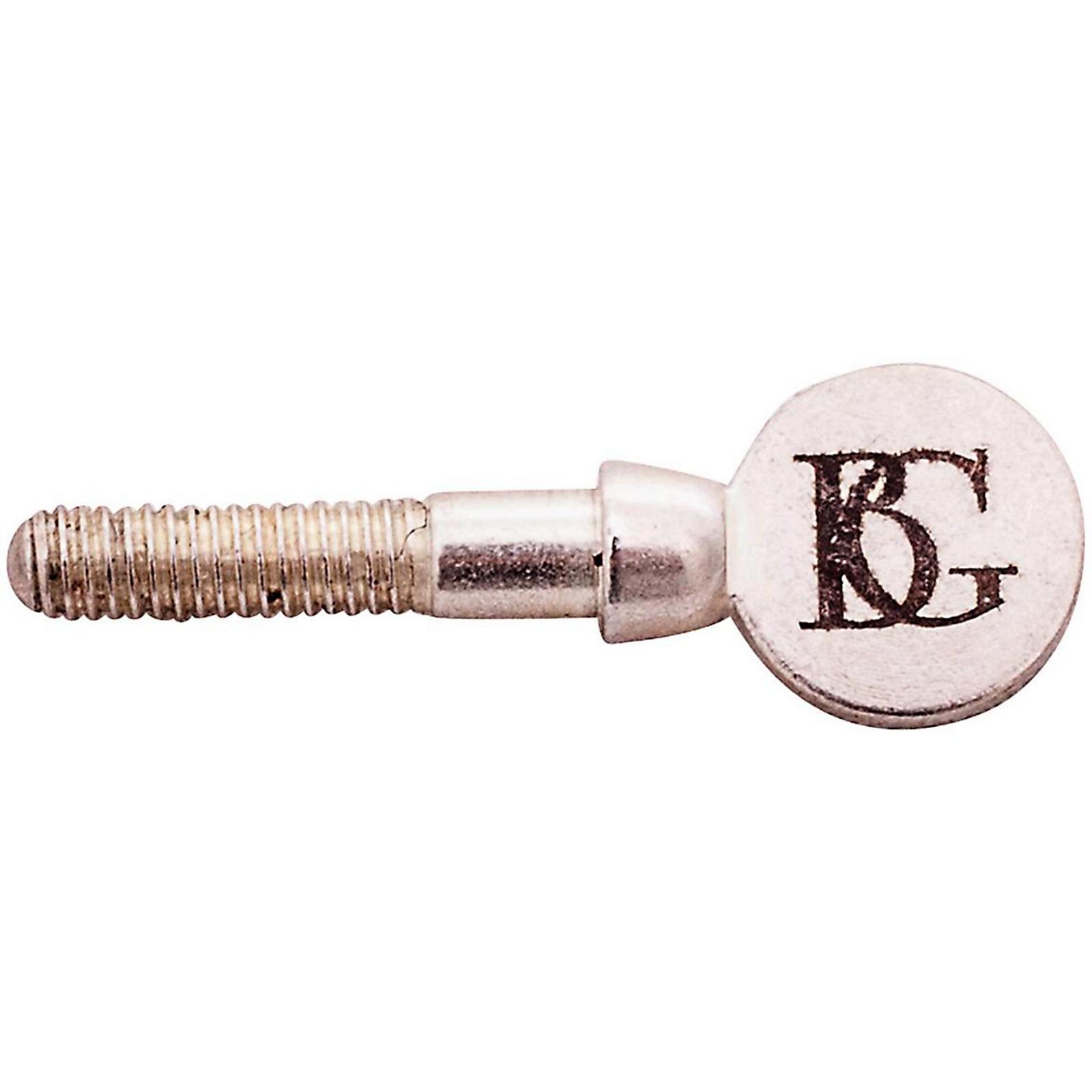 BG Silver-Plated Spare Ligature Screw
