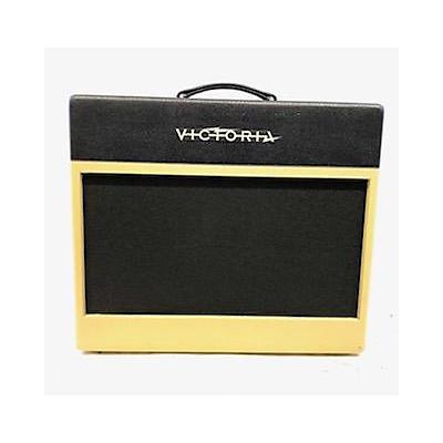 Victoria Silver Sonic Tube Guitar Combo Amp